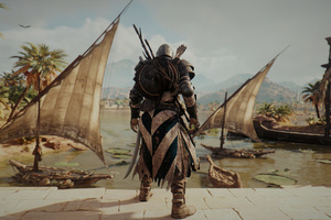 Assassins Creed Origins Video Game