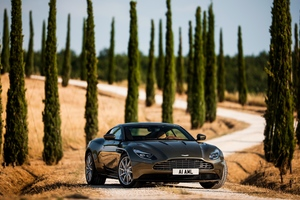 Aston Martin DB1 Wallpaper