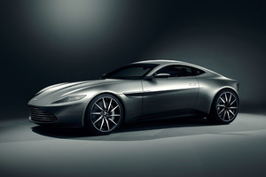 Aston Martin DB10 2016 4k Wallpaper