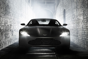 Aston Martin DB10 4k Wallpaper