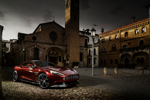 Aston Martin M310 Wallpaper