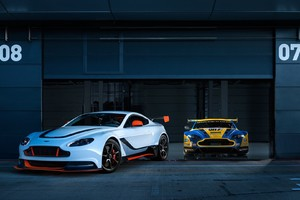 Aston Martin Vantage GT3 Wallpaper