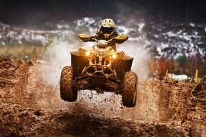 ATV Motocross Wallpaper
