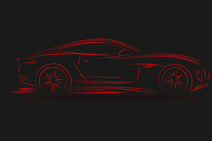 Audi Illustration Wallpaper