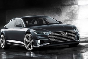 Audi Prologue Avant Concept Car