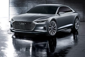 Audi Prologue Concept Car Wallpaper
