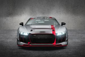 Audi R8 Lms Gt4 Wallpaper