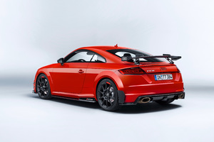 Audi TT RS Performance Parts Rear