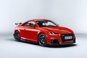 Audi TT RS Performance Parts