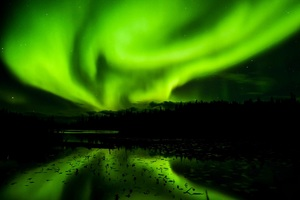 Aurora Borealis Northern Light Wallpaper