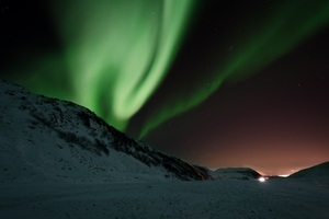 Aurora Northen Lights HD Wallpaper