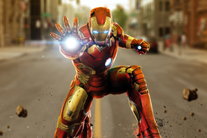 Avengers Age Of Ultron Iron Man Artwork Wallpaper