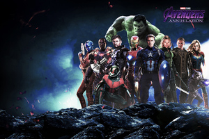 Avengers Annihilation Wallpaper