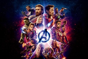 Avengers Infinity War 12k Wallpaper