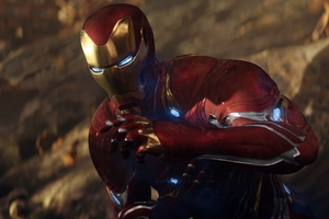 Avengers Infinity War Iron Man Marvel 4k