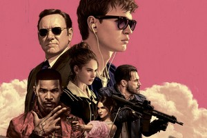 Baby Driver 8k
