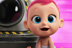 Baby In Storks Movie