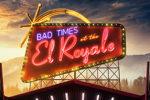 Bad Times At The El Royale Movie Poster Wallpaper