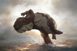 Bahubali Movie Wallpaper