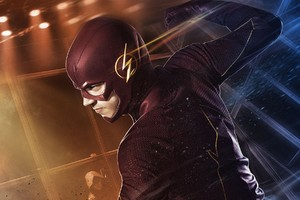 Barry Allen In Flash 2 Wallpaper