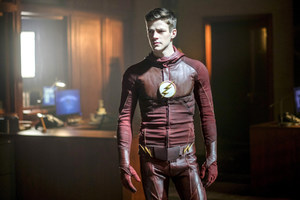 Barry Allen The Flash 2017