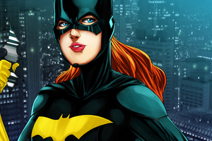 Batgirl New Artworks