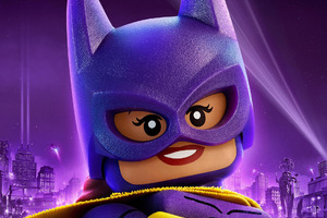 Batgirl The Lego Batman