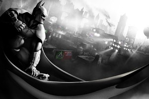 Batman Arkham City Wallpaper