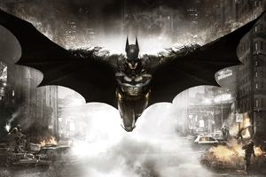 Batman Arkham Knight 2 Wallpaper