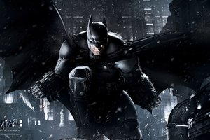 Batman Arkham Origins HD Wallpaper