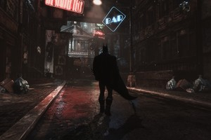 Batman Arkham Origins Latest Game Wallpaper