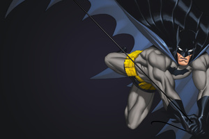 Batman Art 4k Superhero Wallpaper