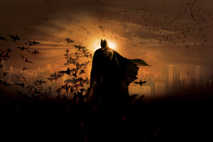 Batman Begins 5k Wallpaper