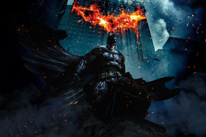 Batman Dark Knight 5k Wallpaper