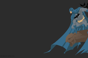 Batman Hush Minimalist