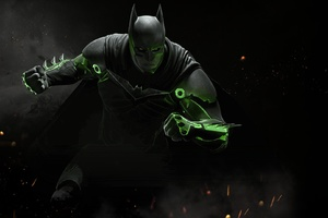 Batman Injustice 2