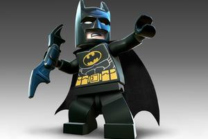 Batman Lego Wallpaper