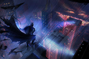Batman The Eternal Guardian Wallpaper