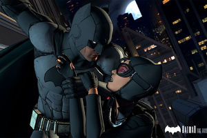 Batman The Telltale Series Bruce And Selina