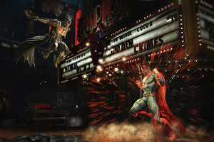 Batman v Superman Injustice 2