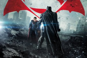 Batman Vs Superman New