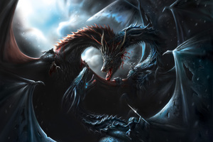 Battle Of Dragons Game Of Thrones 8k Wallpaper