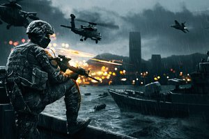 Battlefield 4 Siege Of Shangai
