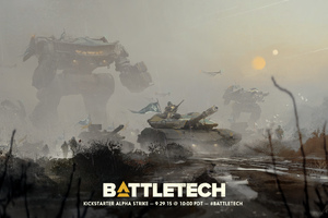 Battletech 2017 Video Game Wallpaper