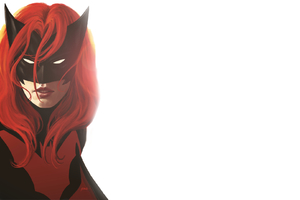 Batwoman Art Wallpaper
