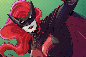 Batwoman New Artworks Wallpaper