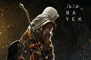 Bayek Assassins Creed Origins