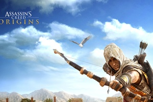 Bayek Of Siwa Assassins Creed Origins 8k Wallpaper