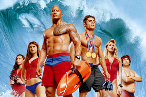 Baywatch 2017 Movie 4k Wallpaper
