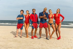 Baywatch 2017 Wallpaper
